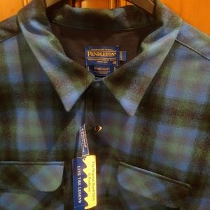Pendleton Shirts - Pendleton Wool Board Shirt
